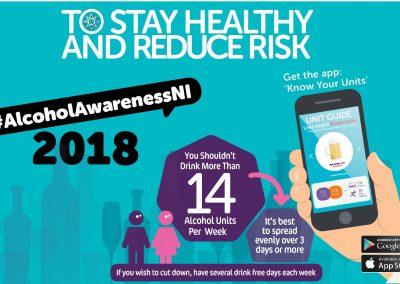 Alcohol Awareness Week 2018